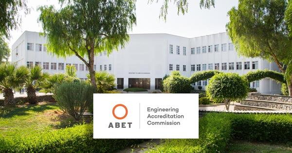7 EMU Faculty of Engineering Programs Accredited by ABET