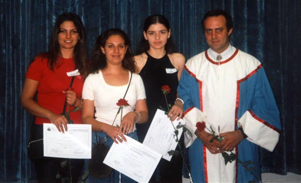 """""""Honour, High Honour Certificate Ceremony"""" - Famagusta, CYPRUS - 24 January 2002"""