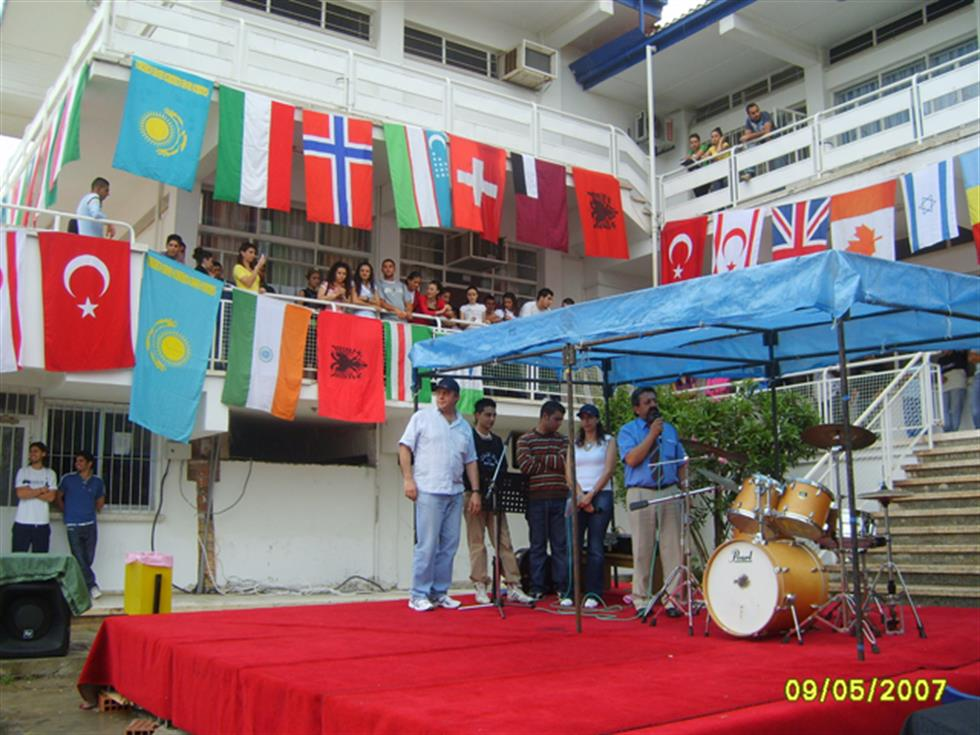 """""""Mosaic Day, organized by our school"""" - Famagusta, CYPRUS - 9 May 2007"""