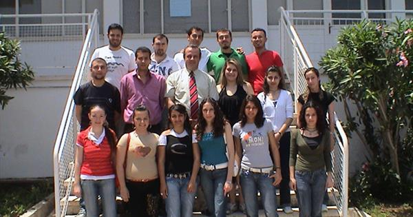 """""""CSIT467 Class, Spring2006-2007"""" - Famagusta, CYPRUS - 14 May 2007"""