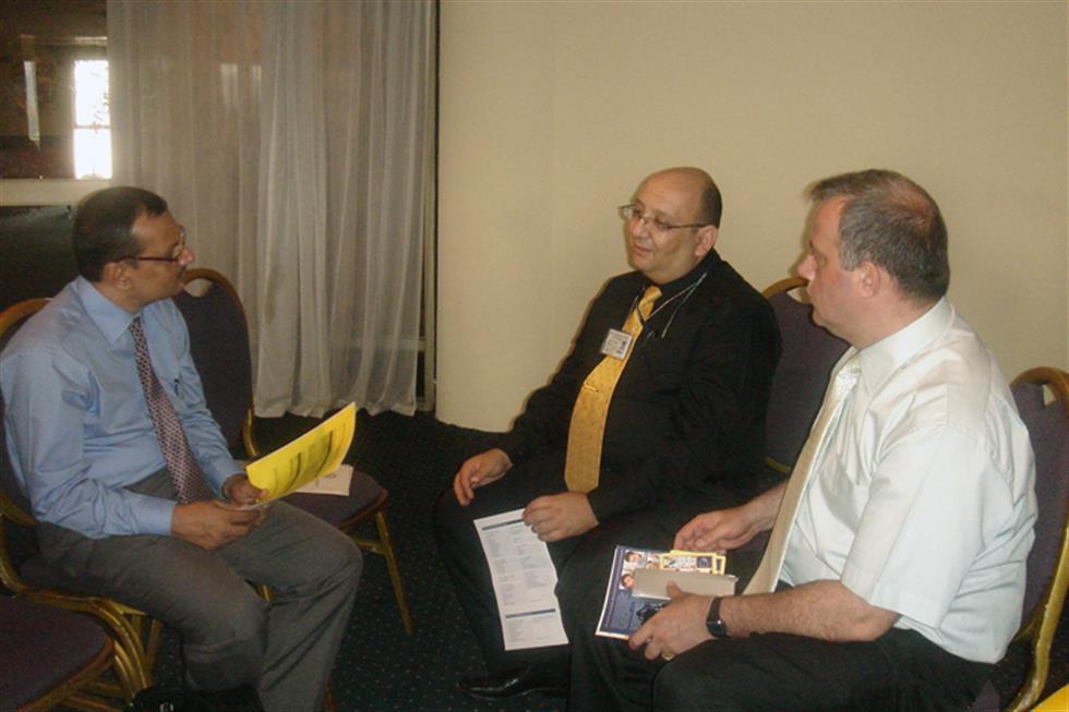 """APTECH-EMU Collaboration meeting"" - Lagos, NIGERIA - 11 June 2007"