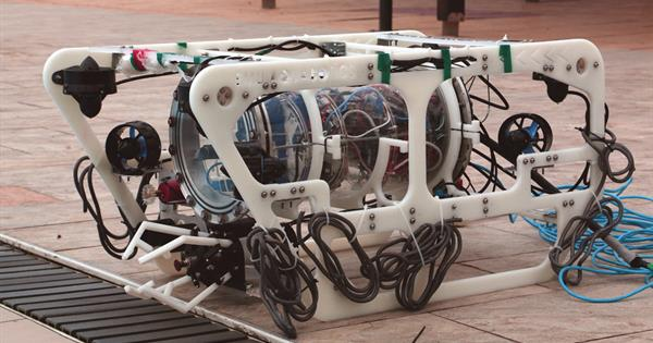 "The EMU ""Aquabotics"" Robotics Team Comfortably Pass the First Stage of Eliminations at the Teknofest 2020 Underwater Systems Competition"