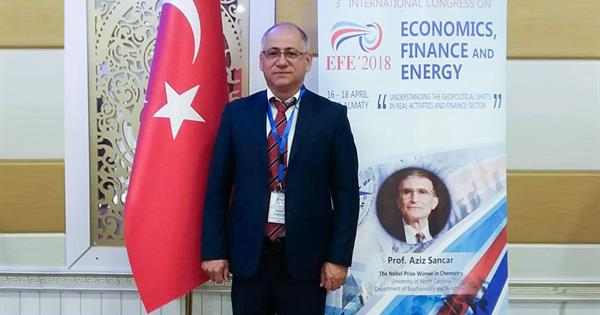 EMU Represented at International Energy Congress